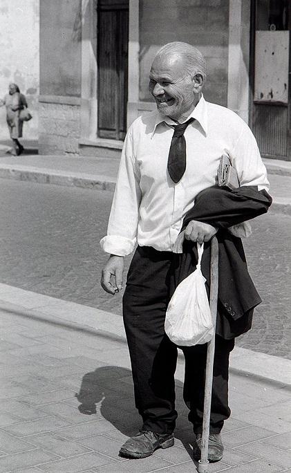 GOFFREDO CON IL BASTONE