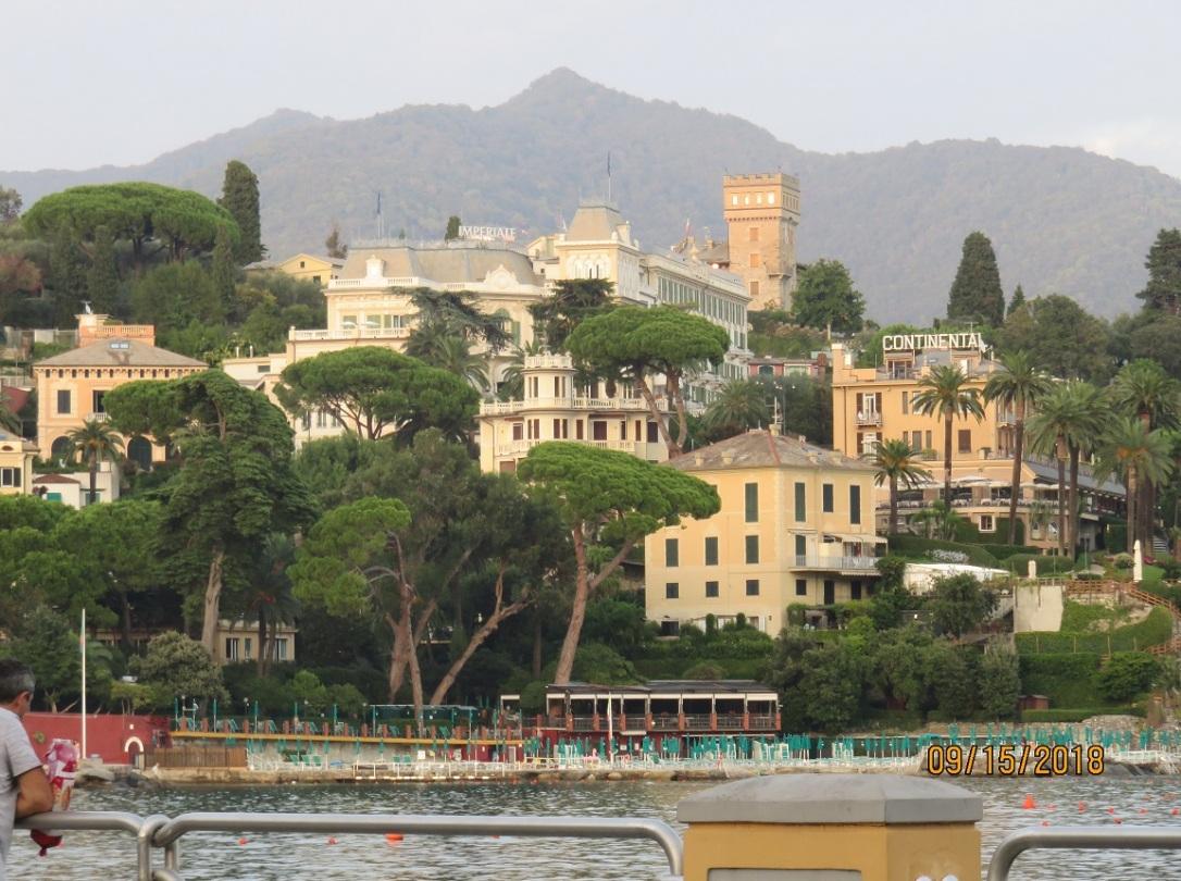 portofino castello e albergo 10